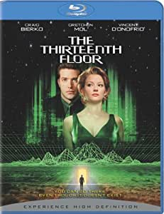 The Thirteenth Floor [Blu-ray]