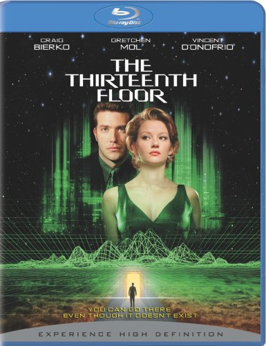 Cover art for  The Thirteenth Floor [Blu-ray]