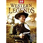 Western Legends 50 Movie Pack DVD Set