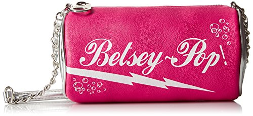 Betsey Johnson Kitch Soda Cross Body Bag