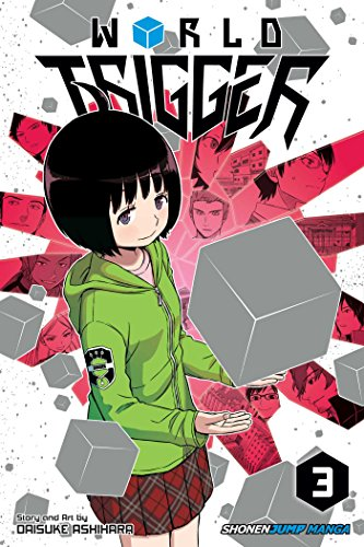 World Trigger, Vol. 3 (World Trigger Manga compare prices)