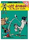 Lucky Luke, tome 19 : Les Rivaux de Painful Gulch par Morris