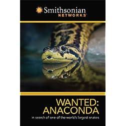 Smithsonian Channel: Wanted Anaconda