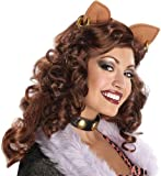 Monster High Clawdeen Wolf Kids Wig