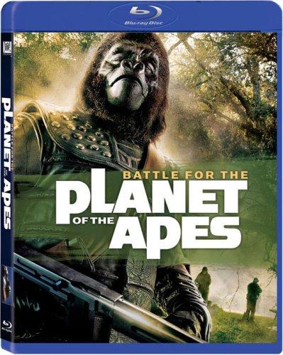 Battle for the Planet of the Apes / Планета обезьян 5: Битва за планету обезьян (1973)