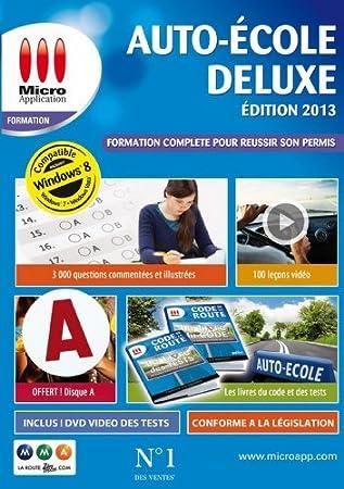 Auto école - édition deluxe 2013