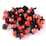 50pcs Adjustable Irrigation Sprinkler...