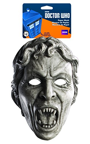 Elope Doctor Who Weeping Angel Paper Mask - 1