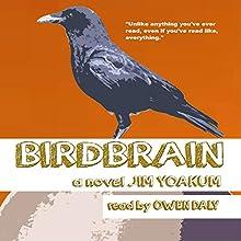 Birdbrain Audiobook by Jim Yoakum Narrated by Owen Daly