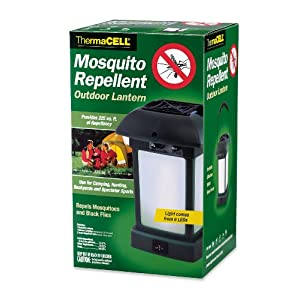 51nBQ0f5fGL. AA300  ThermaCELL Portable Mosquito Repellent Outdoor Lantern (MR 9L)