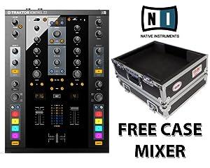 musical instruments dj electronic music karaoke dj equipment dj    Traktor Z2 Case