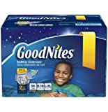Goodnites Bedtime Pants for Boys, Large/Extra Large, 34 Count