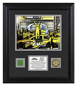 Matt Kenseth 2013 Irwin Tools Night Race Framed 8