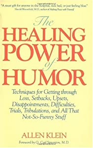 """Cover of """"The Healing Power of Humor"""""""
