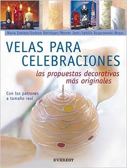 Velas Para Celebraciones: Las Propuestas Decorativas Mas Originales
