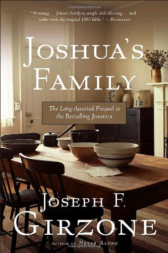 Joshua'S Family: The Long-Awaited Prequel To The Bestselling Joshua front-772637