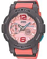 Casio Baby-G BGA180-4B2 Series Stylish Orange / One Size Women's Watch