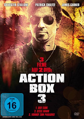 Action Box, Vol. 3 [2 DVDs]