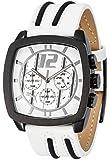 Puma Time Herren-Armbanduhr Drift Chronograph Quarz Kunstleder PU101411003