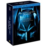 The Dark Knight Trilogy (Batman Begins / The Dark Knight / The Dark Knight Rises) [Blu-ray] ~ Christian Bale