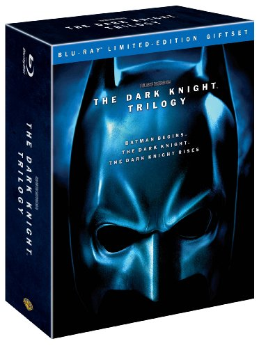 The Dark Knight Trilogy (Batman Begins / The Dark Knight / The Dark Knight Rises) [Blu-ray], Mr. Media Interviews