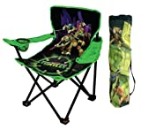 Teenage Mutant Ninja Turtles Mini Folding Camp Chair