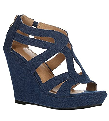 04. Top Moda Lindy-3 Platform Sandals