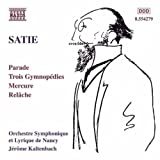 Satie: Orchestral Worksby Erik Satie
