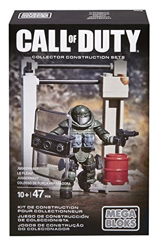Mega Bloks Call of Duty Juggernaut - 1