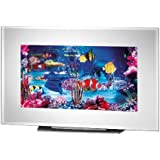 "Rotating FLAT SCREEN Table Top or Wall Mount ""Underwater Paradise"" Picture Motion Lamp FS1501"