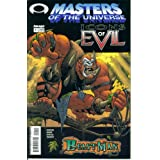 Masters of the Universe Icons of Evil #1 : Beastman (Image Comics)