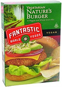 Fantastic Foods Nature's Burger Mix (1x3-3.3 Lb)