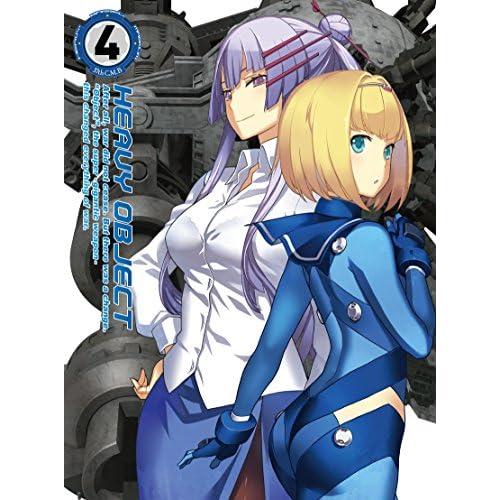 「ヘヴィーオブジェクト」Vol.4<初回生産限定版>【Blu-ray】