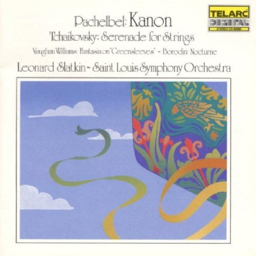 Pachelbel: Kanon - Tchaikovsky: Serenade For Strings