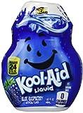 Kool-Aid Liquid - Blue Raspberry Flavoring - Makes 24, 8 Oz Glasses
