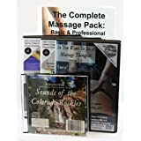 Massage Therapy Professionals' Pack: 3 DVD & Workbook Pack plus bonus Relaxation Sounds CD v2.0 Basic Massage, Massage for Professionals, So You ... CD--interactive menus, advanced features ~ Ricahard Isshi