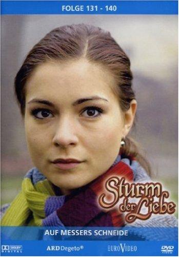 Sturm der Liebe - Folge 131-140: Auf Messers Schneide [3 DVDs]