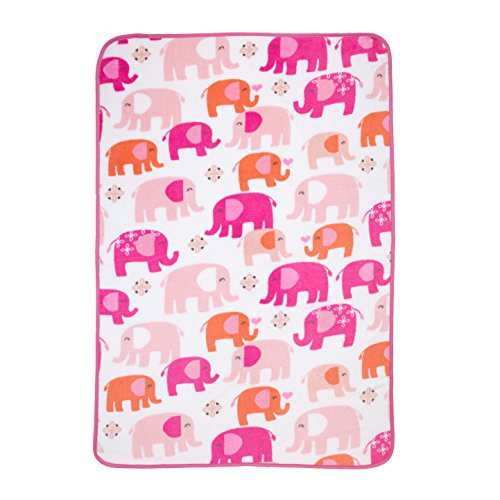 Carter's Elephant Walk Allover Printed Blanket