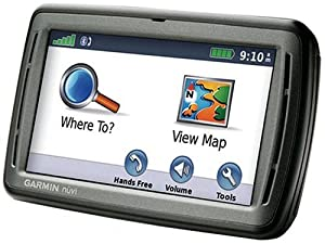 Garmin nuvi 880 4.3-Inch Widescreen Bluetooth Portable GPS Navigator