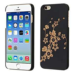 MyBat Carrying Case for iPhone 6s/6 - Retail Packaging - Spring Flowers