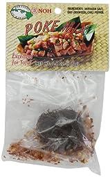 NOH Hawaiian Poke Mix, 0.4-Ounce Packet, (Pack of 12)