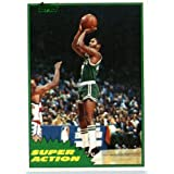 1981 82 Topps Basketball Card # E100 Nate Archibald Boston Celtics In A Protective... by
