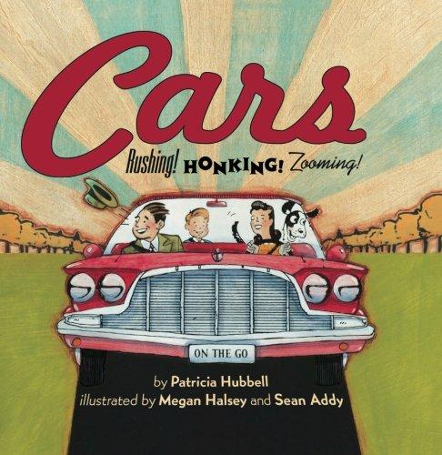Cars: Rushing! Honking! Zooming! PDF
