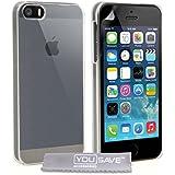 iPhone 5S Tasche Kristall Klare Harte H�lle