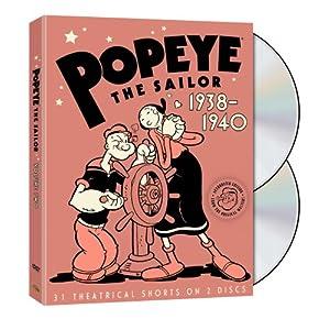 Popeye the Sailor: 1938-1940, Vol. 2