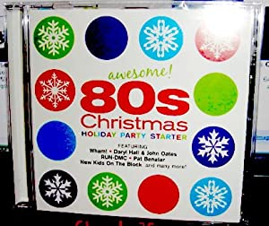 Awesome!: 80s Christmas Holiday Party Starter