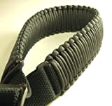 "550 lb Paracord Survival 2-Point Gun/Rifle Sling-(Over 25 ft cord)-Adjustable up to 44""in Length-5 Colors-2 Sizes(1"" & 1.25"")"