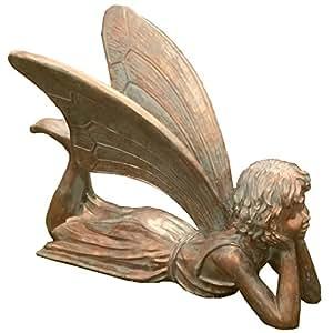Share facebook twitter pinterest qty 1 2 3 4 5 6 - Large garden fairy statues ...