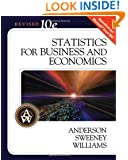 Statistics for Business and Economics, 10th Revised Edition