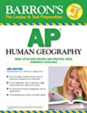 img - for Barron's AP Human Geography book / textbook / text book